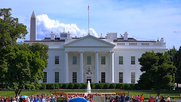 The White House, Washington DC, USA - Long Version